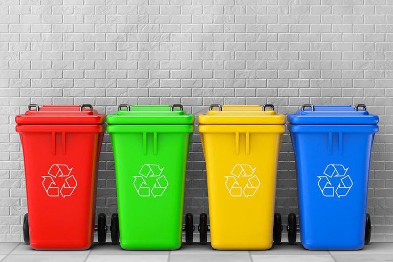 Tri des déchets domestiques : comment bien utiliser les poubelles ?