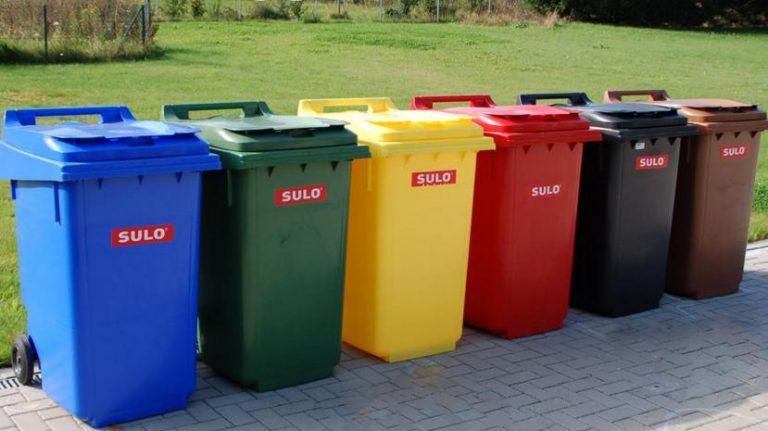 A quoi peut servir une poubelle à tri sélectif ?